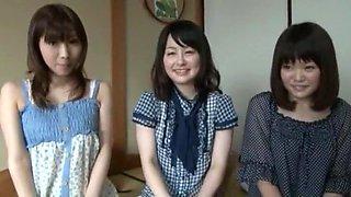 Incredible Japanese girl Chiharu Nakai in Fabulous Outdoor, Voyeur JAV scene