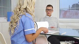 Lola MyLuv in Doctor's Orders - OfficeObsession