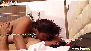 Indian Threesome HD Vil3n