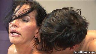 Melissa Monet in Office Seductions #02, Scene #04 - SweetSinner