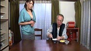 Big boobs Japanese hairy pussy fucked
