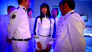 Incredible Japanese whore in Fabulous JAV censored Swallow, Dildos/Toys movie