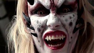 Kat Herlo Succubus Demon Sex Scene Repeat G-Mix