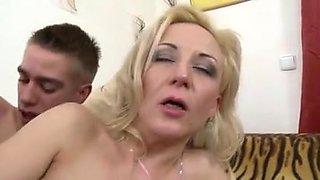 Hot grany sex!