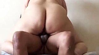 Indian aunty has sex with boyfriend
