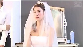 Bride blackmailed