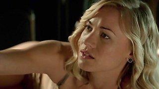 Yvonne strahovski nude sex scenes