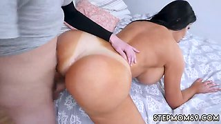 Petite milf first time Angry Milf Fucking Her Stepduddys son Hard