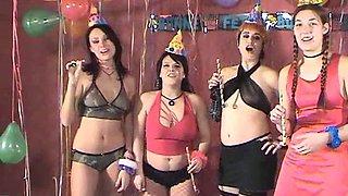 Bukkake Party