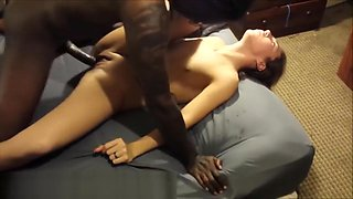 Cute Amateur Teen Drunk And Stone In Ecstasy With Her First BBC On Drugs