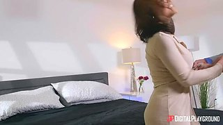 Cheting Exotic MILF Kaylani Lei  s Ass Redemption