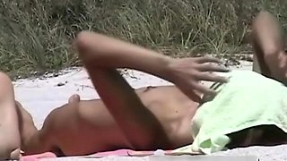 Nude beach more boobs bums and pussy shows