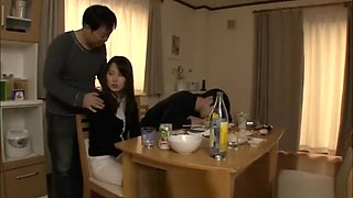 a bad Japanese father in law